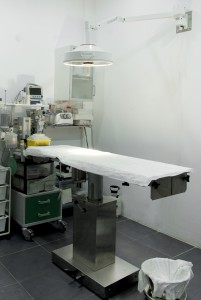 Quirofano de urgencias veterinarias 24 horas
